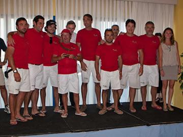 Airlan Aermec participará en la Copa del Rey 2012