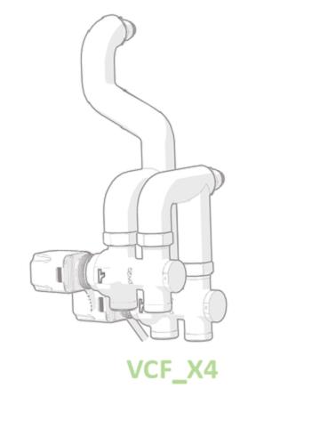 NUEVO KIT HIDRÁULICO 3 VÍAS: VCF_X4