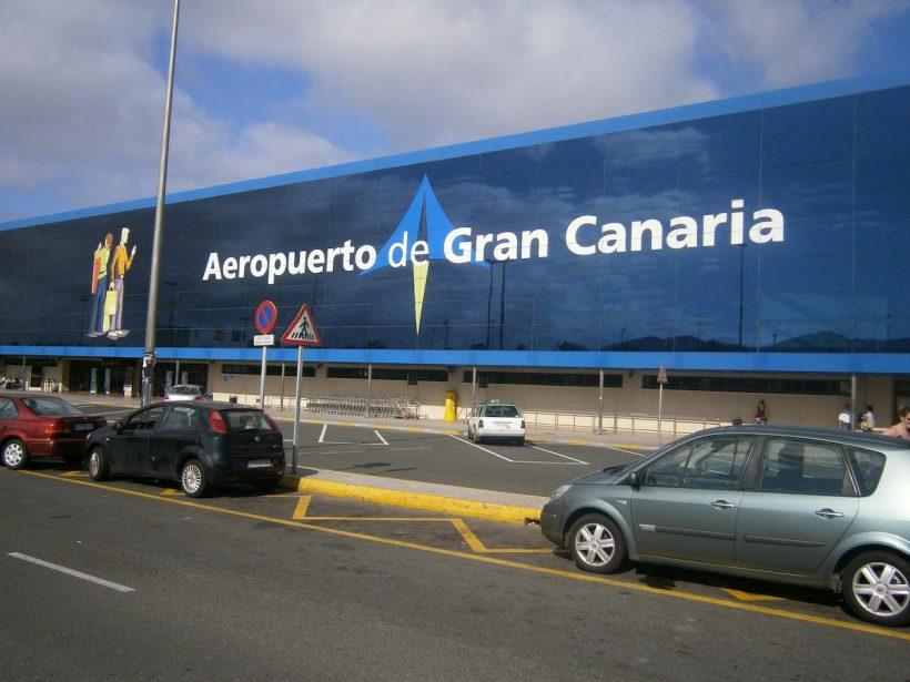 Aeropuerto de Las Palmas de Gran Canaria: confort vacacional