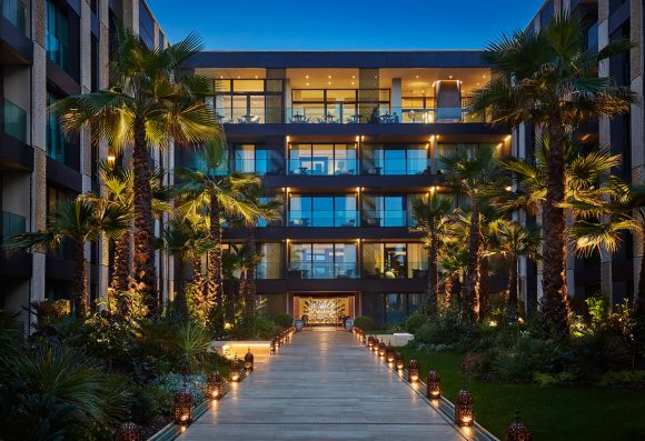 HOTEL FOUR SEASON EN CASABLANCA