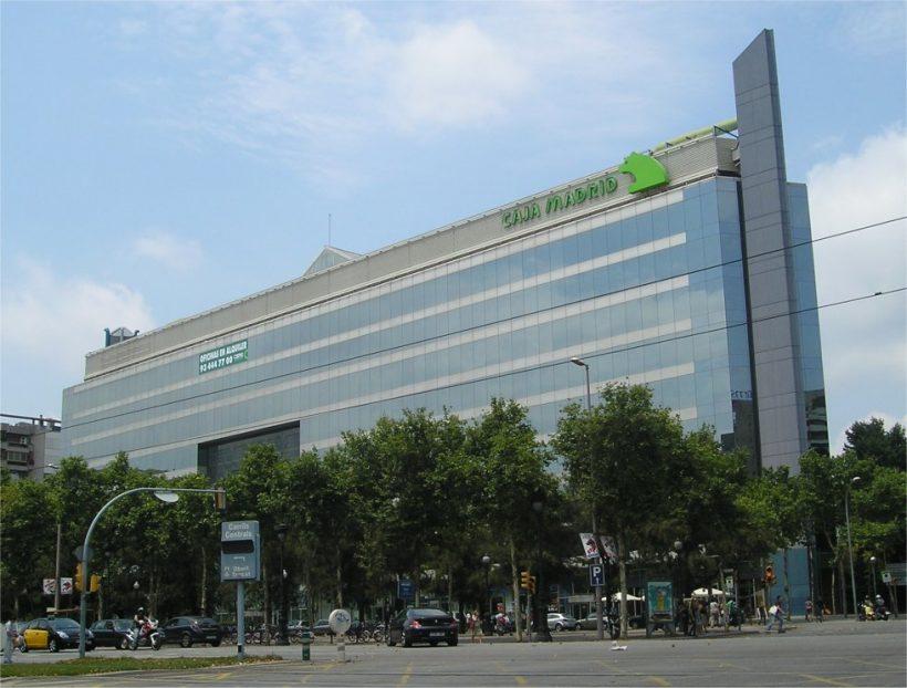 EDIFICIO CAJA MADRID