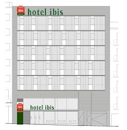 HOTEL IBIS SAGRADA FAMILIA
