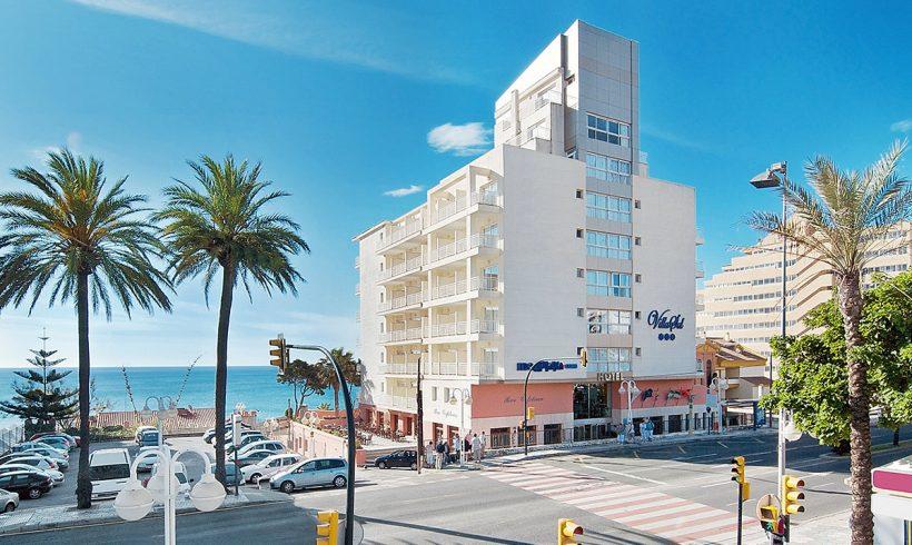 Airlan climatiza el Hotel Villasol en Costa del Sol