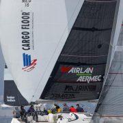El barco Airlan/Aermec es el ganador de la Palmavela