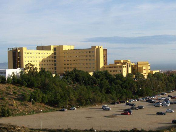 HOSPITAL MATERNO INFANTIL TORRECARDENAS EN ALMERIA
