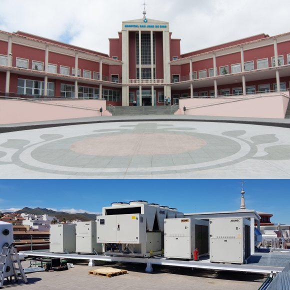 HOSPITAL SAN JUAN DE DIOS CRUZ DE TENERIFE