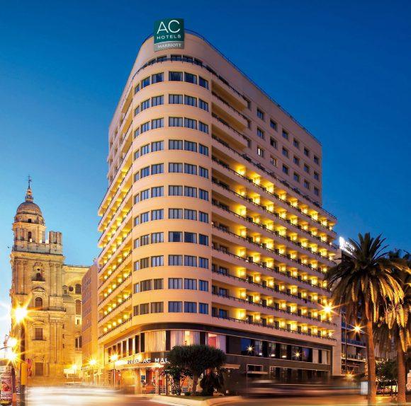HOTEL AC MÁLAGA PALACIO