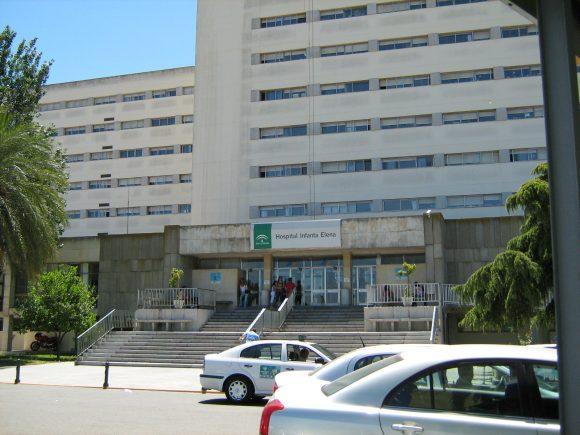 BLOQUE QUIRÚRGICO HOSPITAL INFANTA ELENA