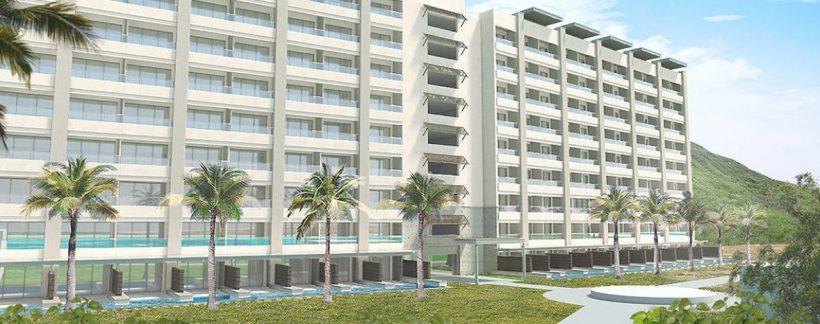 Airlan climatiza el prestigioso hotel Royalton en Antigua