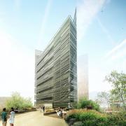 Airlan suministra equipos para el edificio de oficinas Parc Glories