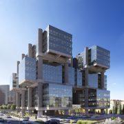 Airlan climatiza el emblemático edificio los Cubos en Madrid