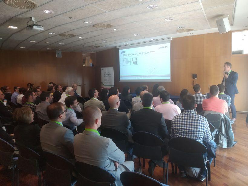 Airlan partecipa al 1º Congreso de Ingeniaría de Instalaciones
